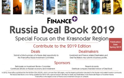 FinancePlus Russia Deal Book 2019 – Follow the Progress