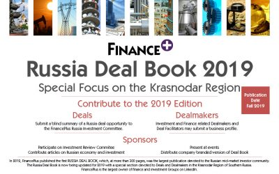 FinancePlus Russia Deal Book 2019 – Follow the Progress